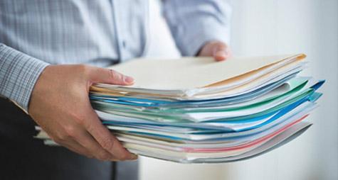 Документы для выписки