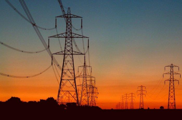 Охранные зоны линии электропередачи (ЛЭП)