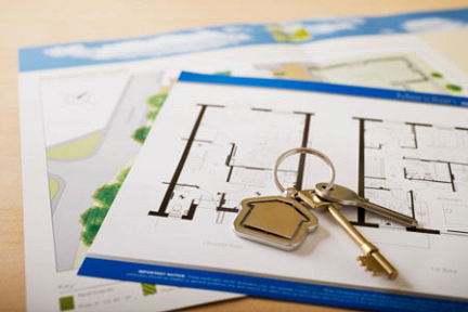 Ключи и планировка квартиры