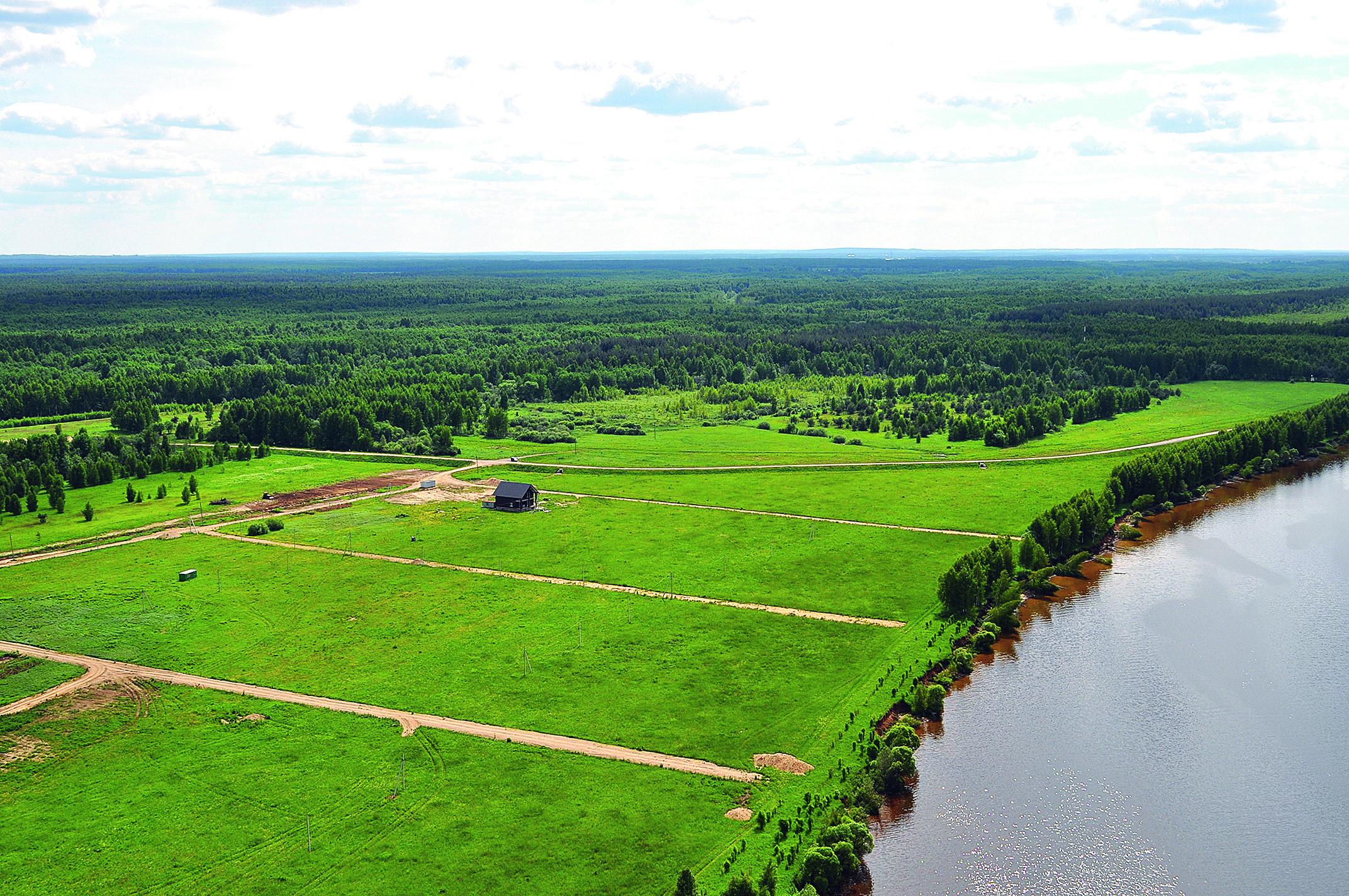 Можно ли строить на землях сельхозназначения?