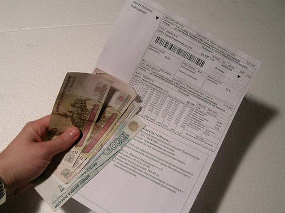 Ежемесячная оплата за жилье