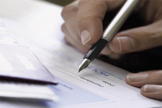 Подписание договора ренты