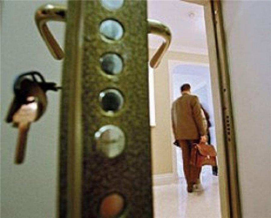 Дверь квартиры