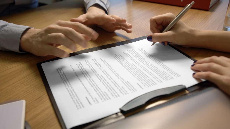 Бланк договора аренды дает право получить временную регистрацию по месту жительства