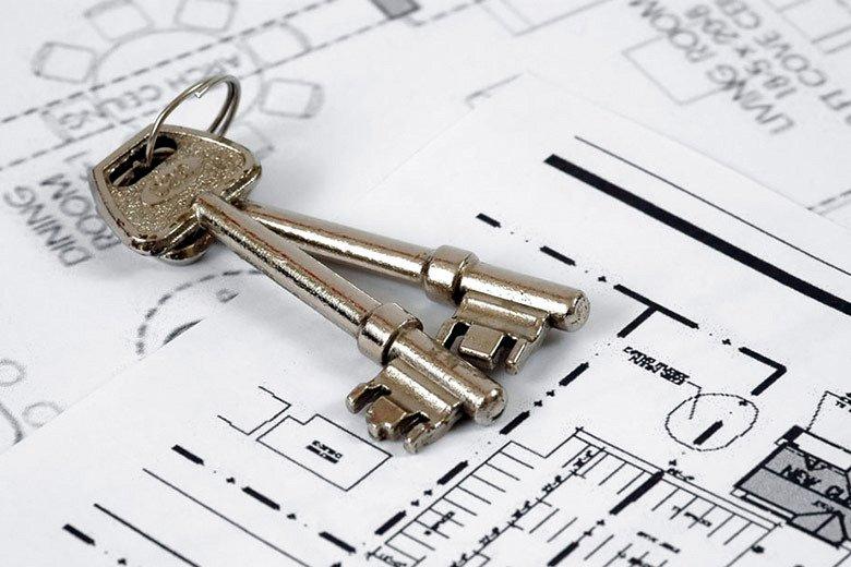 Технический паспорт на квартиру и ключи