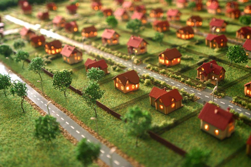 Жилой поселок