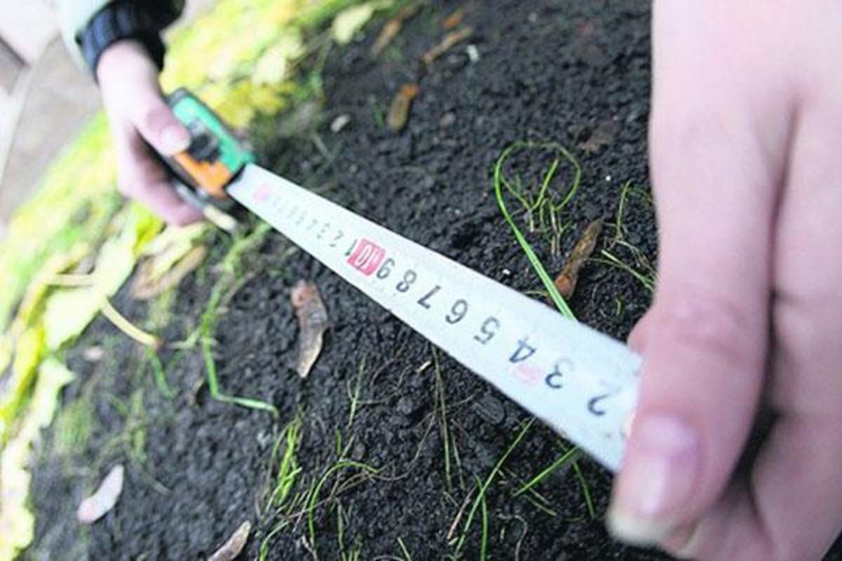 Измерение земли