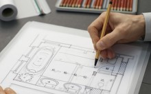 Как рассчитать площадь комнаты, пола, потолка и стен?