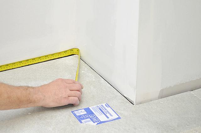 Как рассчитать площадь стен?