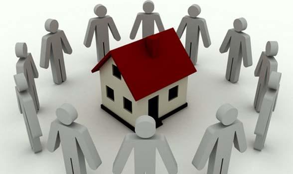 Люди и дом