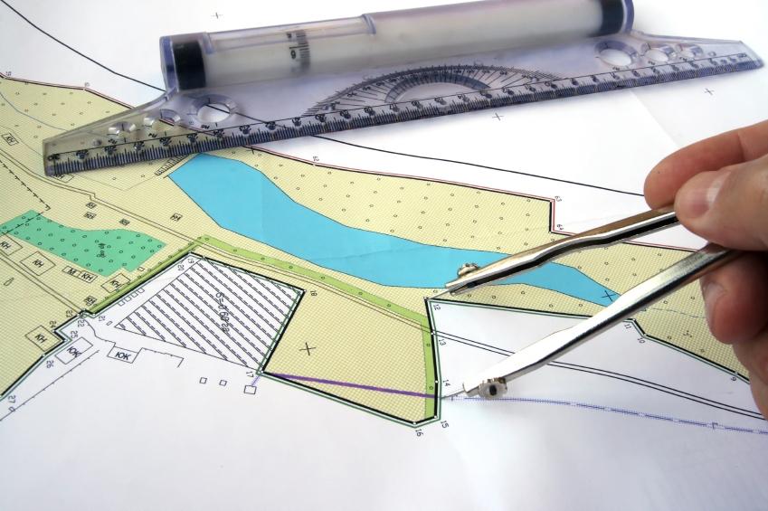 Минимальный и максимальный размер земельного участка