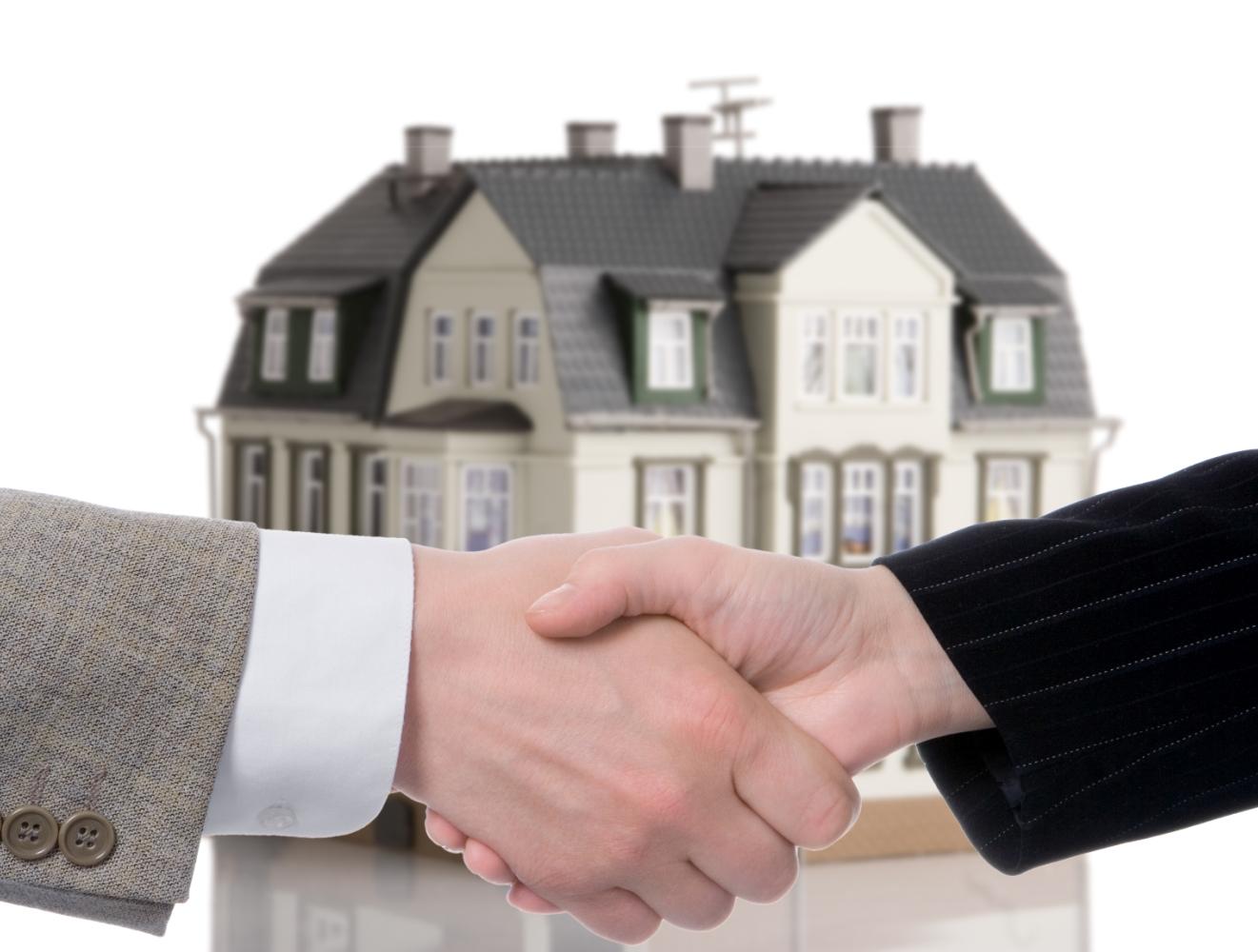 Процедура купли-продажи дома с земельным участком