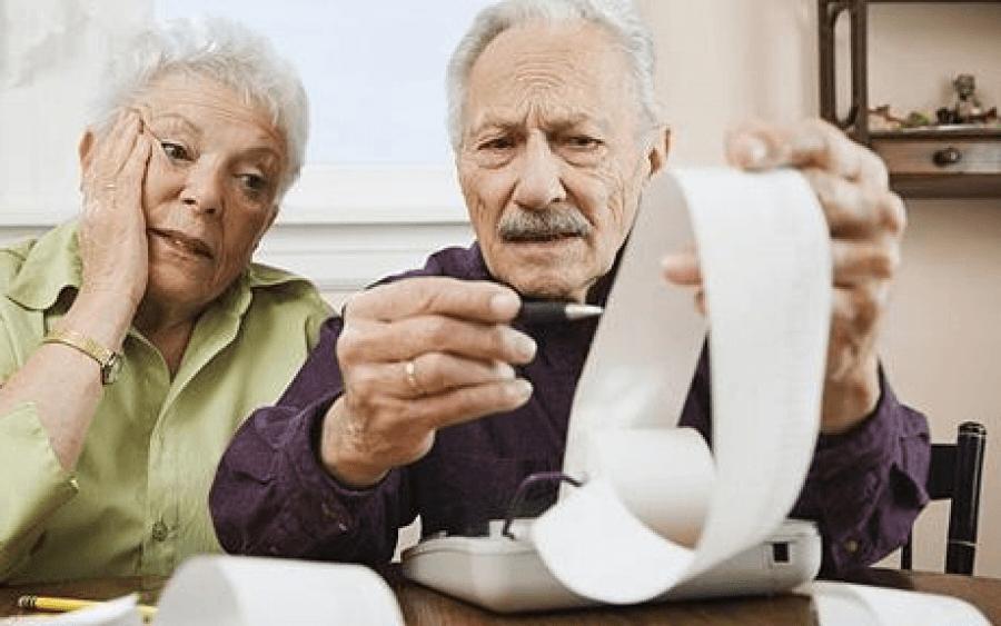 Пенсионеры и земельный налог