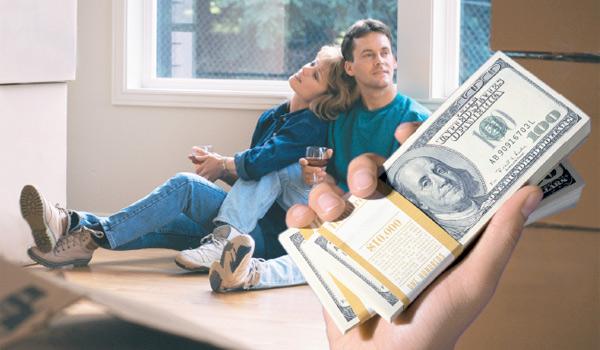 Деньги и влюбленные