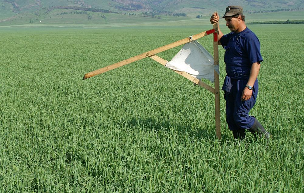 Измерение земель сельскохозяйственного назначения