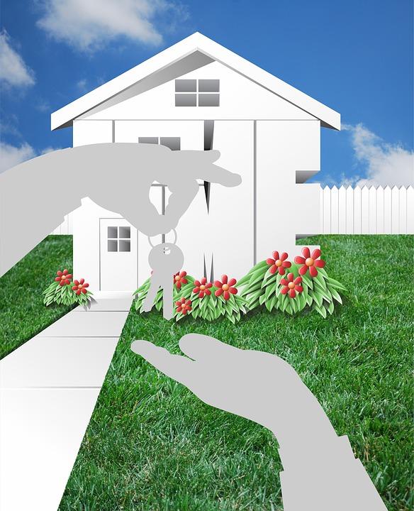 продать дом в залоге у банка