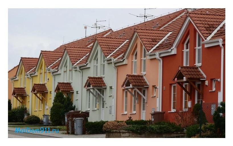 как оформить квартиру в 2-х квартирном жилом доме с земельным участком
