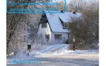 Как правильно выбрать загородный дом зимой.