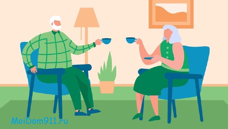 Пенсионная ступень - Сбербанк упрощает выплату ипотеки пенсионерам
