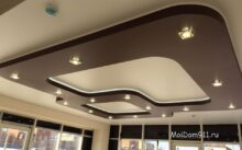 Натяжные потолки для вашего дома. Что же такое натяжные потолки?