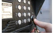 Как открыть без ключа дверь с домофоном практически любой модели — инструкция и коды