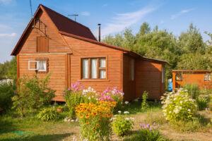 За какие садовые дачные постройки нужно платить налог