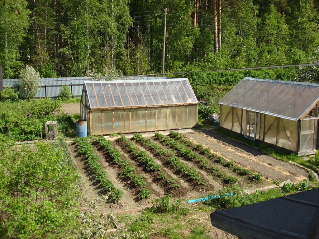За какие садовые дачные постройки платить налог