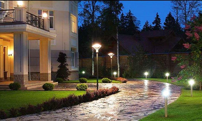 Подбираем лучшие светильники для загородного дома
