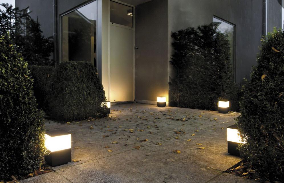 лучшие светильники для загородного дома
