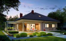 Одноэтажный дом – какой выбрать проект